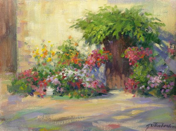 La Rue Painting
