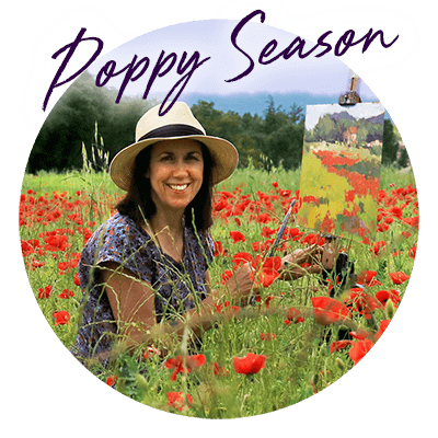 Poppy Season Icon