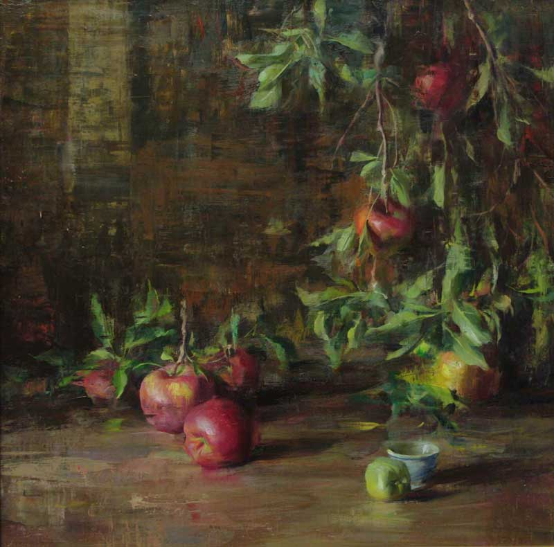 Apple Branches, Quang Ho