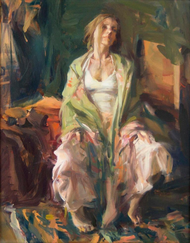 Daydream - The Spanish Shawl, Quang Ho