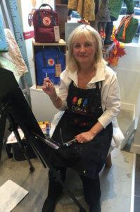 Brenda Sleightholme Painting