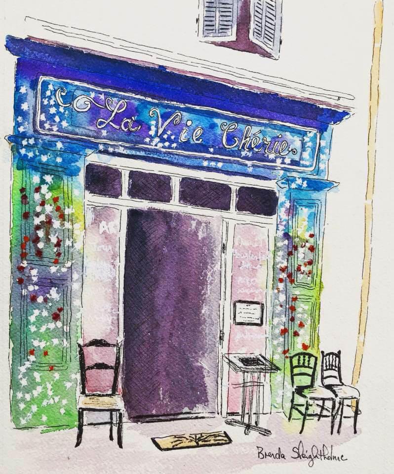 Brenda Sleightholme Painting 3