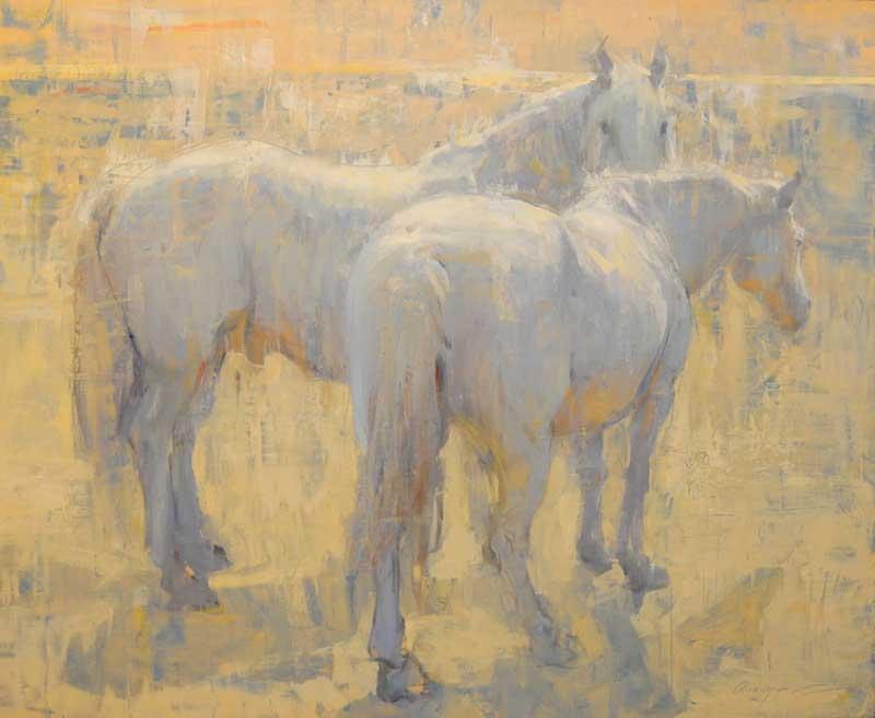 White Horses, Quang Ho