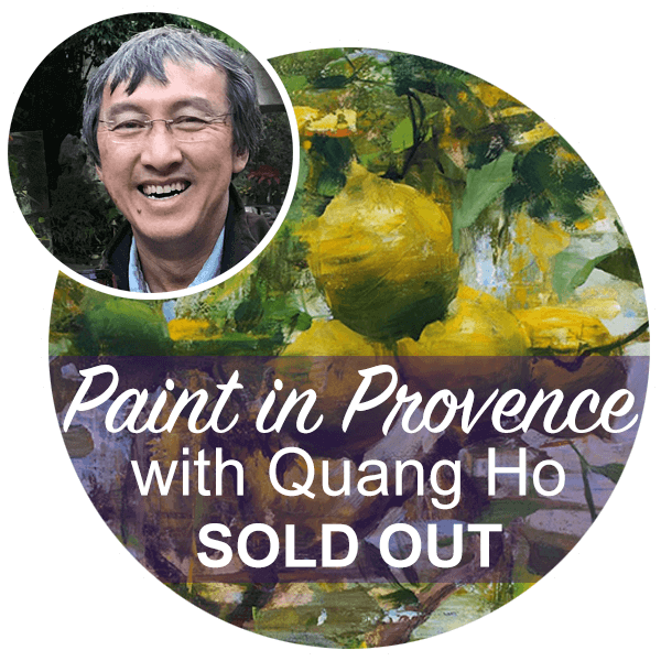 Quang Ho's Masterclass 2019 is sold out!