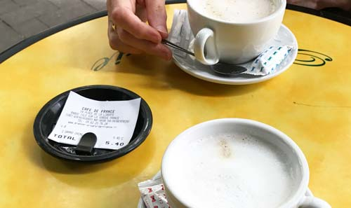 Tips For Tipping in France
