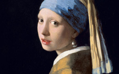 Ultramarine Blue and its Adoring Artists