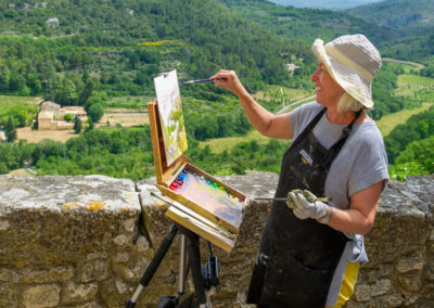 Painting Provence