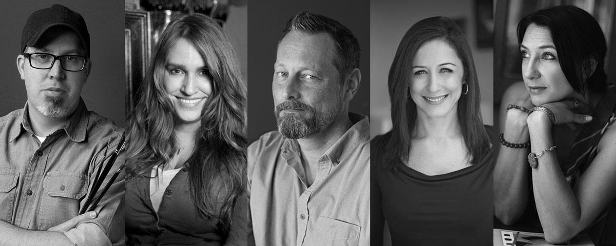 PCasey Childs, Michelle Dunaway, David Gray, Olga Krimon, Vanessa Rothe