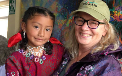 Anne Wickham Smith Aids Women in Guatemala