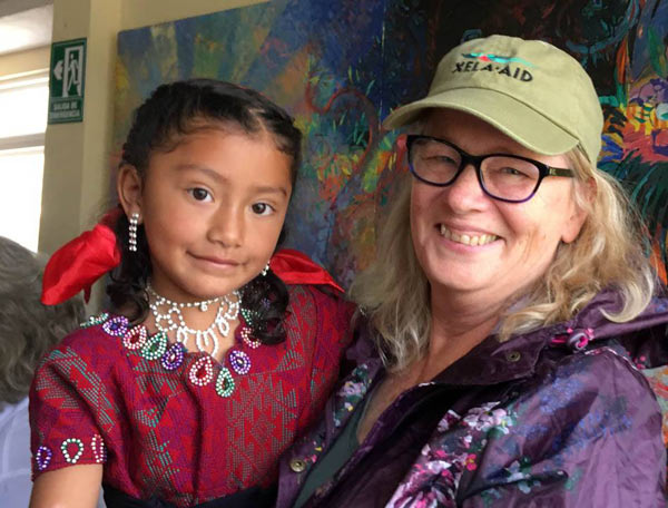 Anne Wickham Smith Aids Women in Guatemala