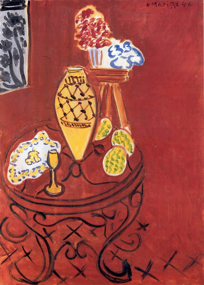 Matisse Venetian Red