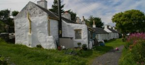 Scottish Cottage in Easdale