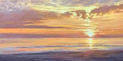 Dottie Leatherwood, Oil painting 04