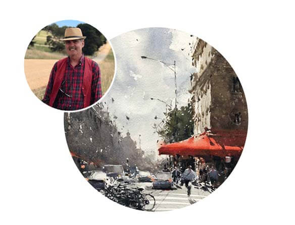 Joseph Zbukvic Masterclass in Provence