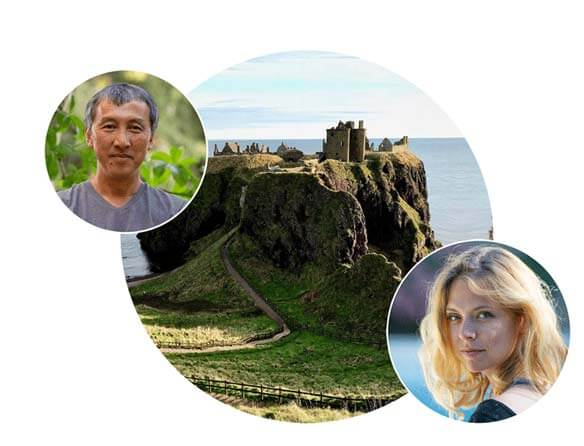 Quang Ho and Adrienne Stein Masterclass in Scotland