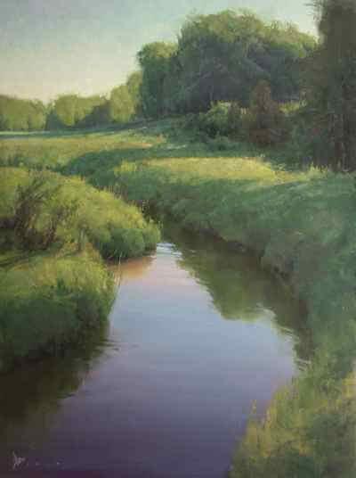 Josh Clare Painting 03