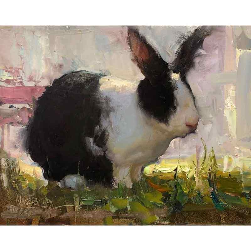 Josh Clare Painting 04