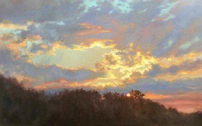 Dottie Leatherwood, Oil Painting 01