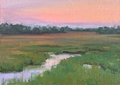 Dottie Leatherwood, Oil painting 05