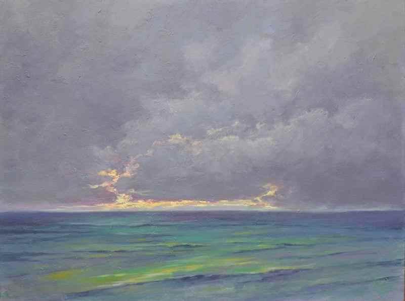 Dottie Leatherwood, Oil painting 08