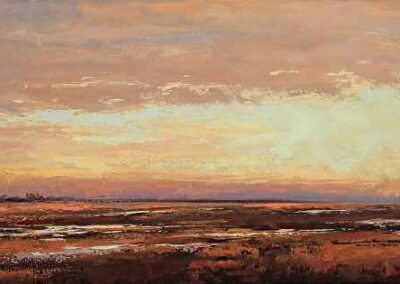 Dottie Leatherwood, Oil painting 09