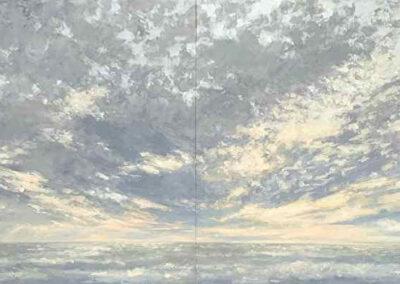 Dottie Leatherwood, Oil painting 06