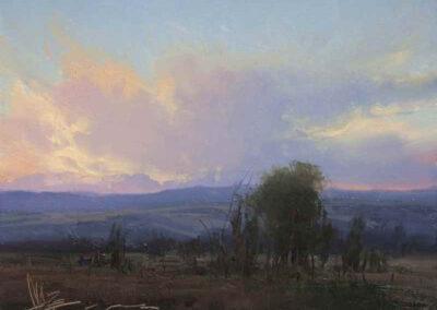 Josh Clare Painting 15