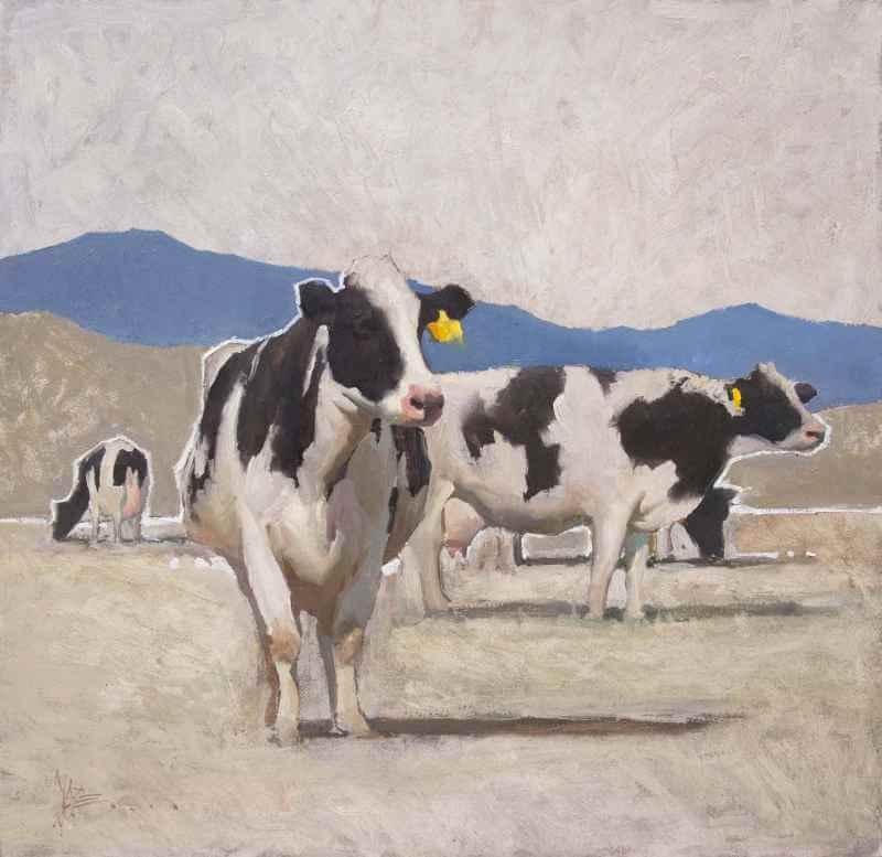 Josh Clare Painting 14