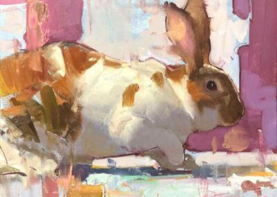 Josh Clare Painting 13
