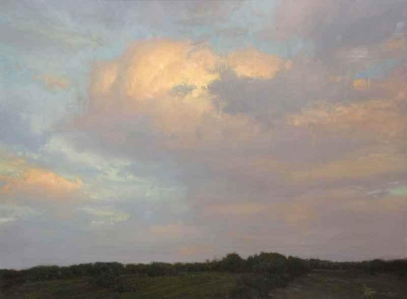 Josh Clare Painting 12