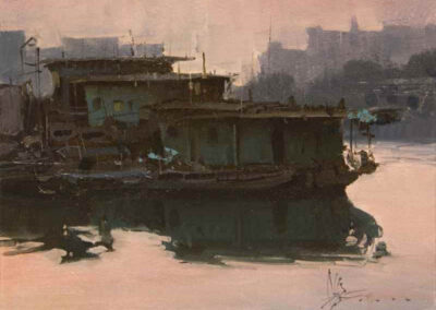 Josh Clare Painting 11