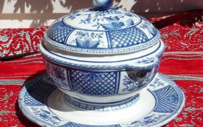 Soup Tureen or Chamber Pot?