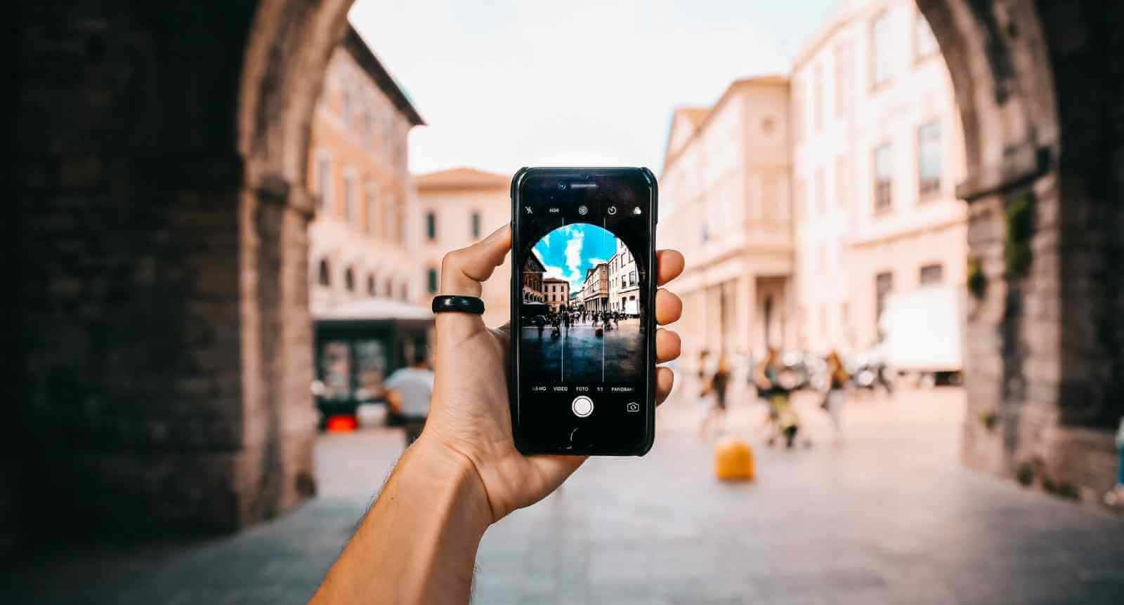 5 Tricks To Take Better Smartphone Pictures