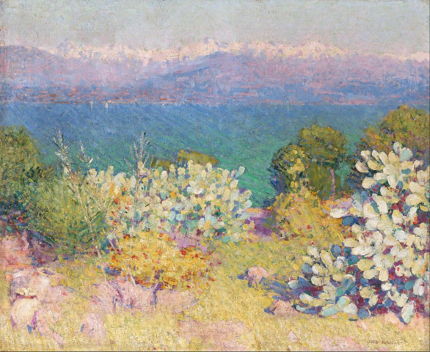 Discovering John Peter Russell: The Lost Impressionist
