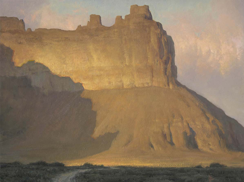 Josh Clare: Saints at Devil's Gate and the Mormon Trail